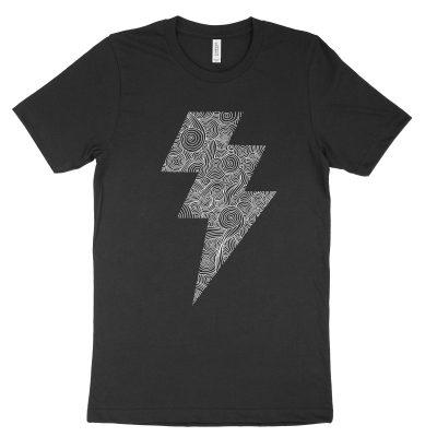 The Lightning Bolt - Black